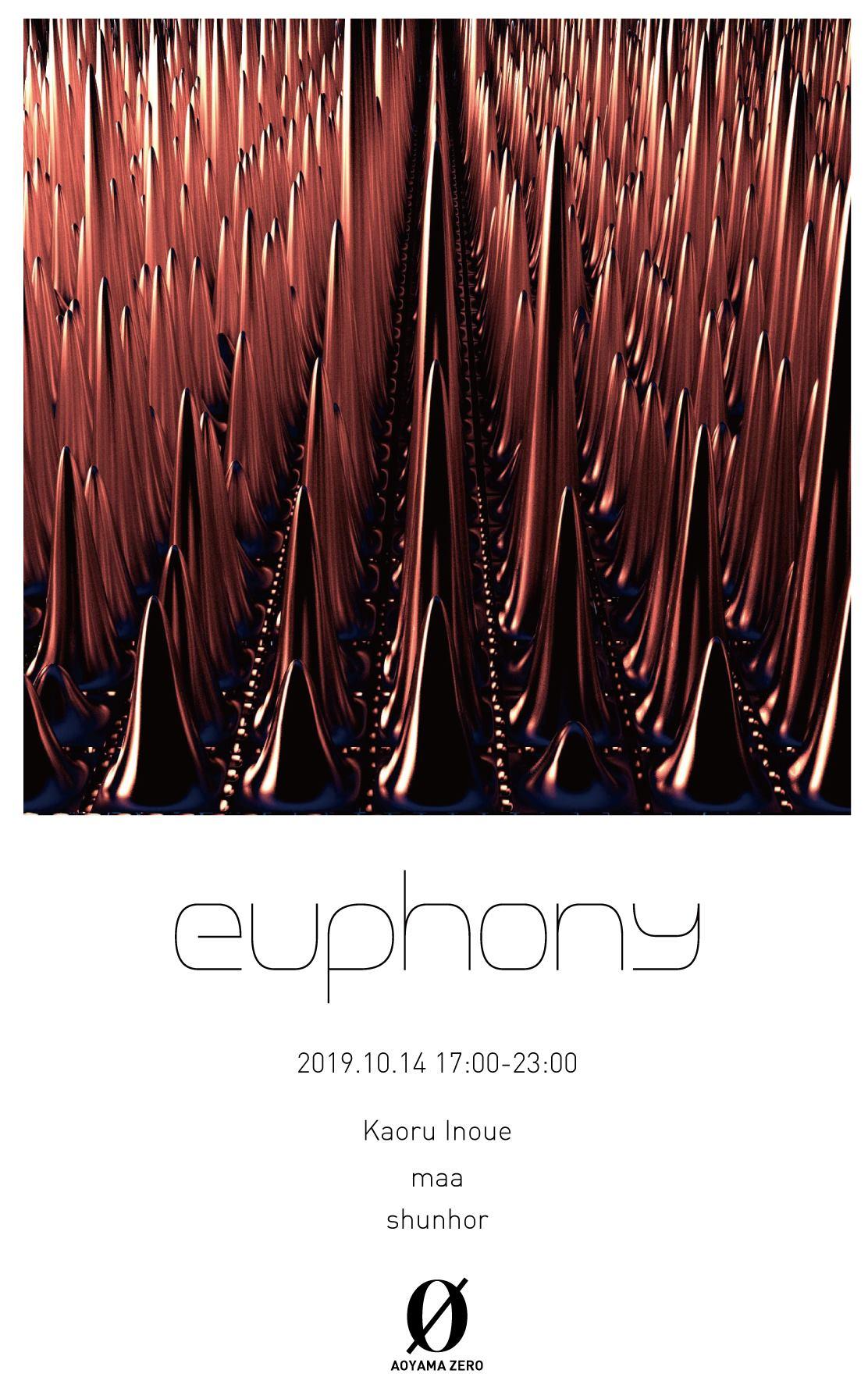 191014_Euphony_poster